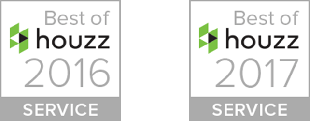 Best of Houzz 2016 and 2017
