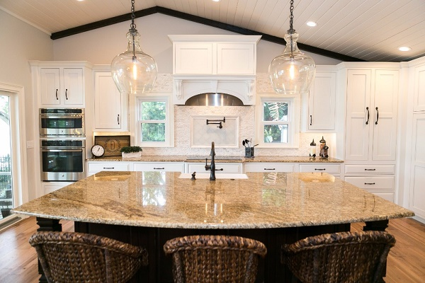 Great Orlando Kitchen Remodel · Maitland Lake House Kitchen Remodel ...