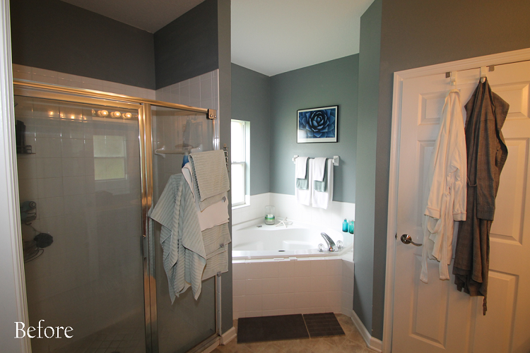 Serene master bath kbf design gallery for Bath remodel orlando