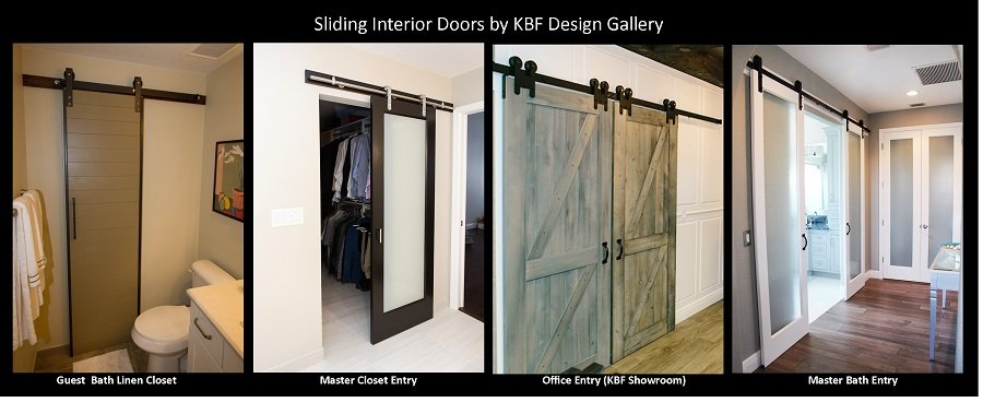 Sliding Doors by KBF