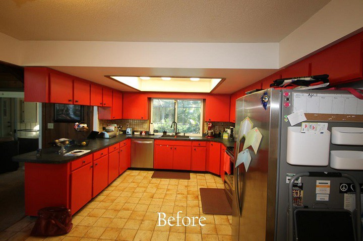 click here to see our entire kitchen remodeling photo gallery 1980s kitchen makeover   kbf design gallery  rh   kbfdesigngallery com