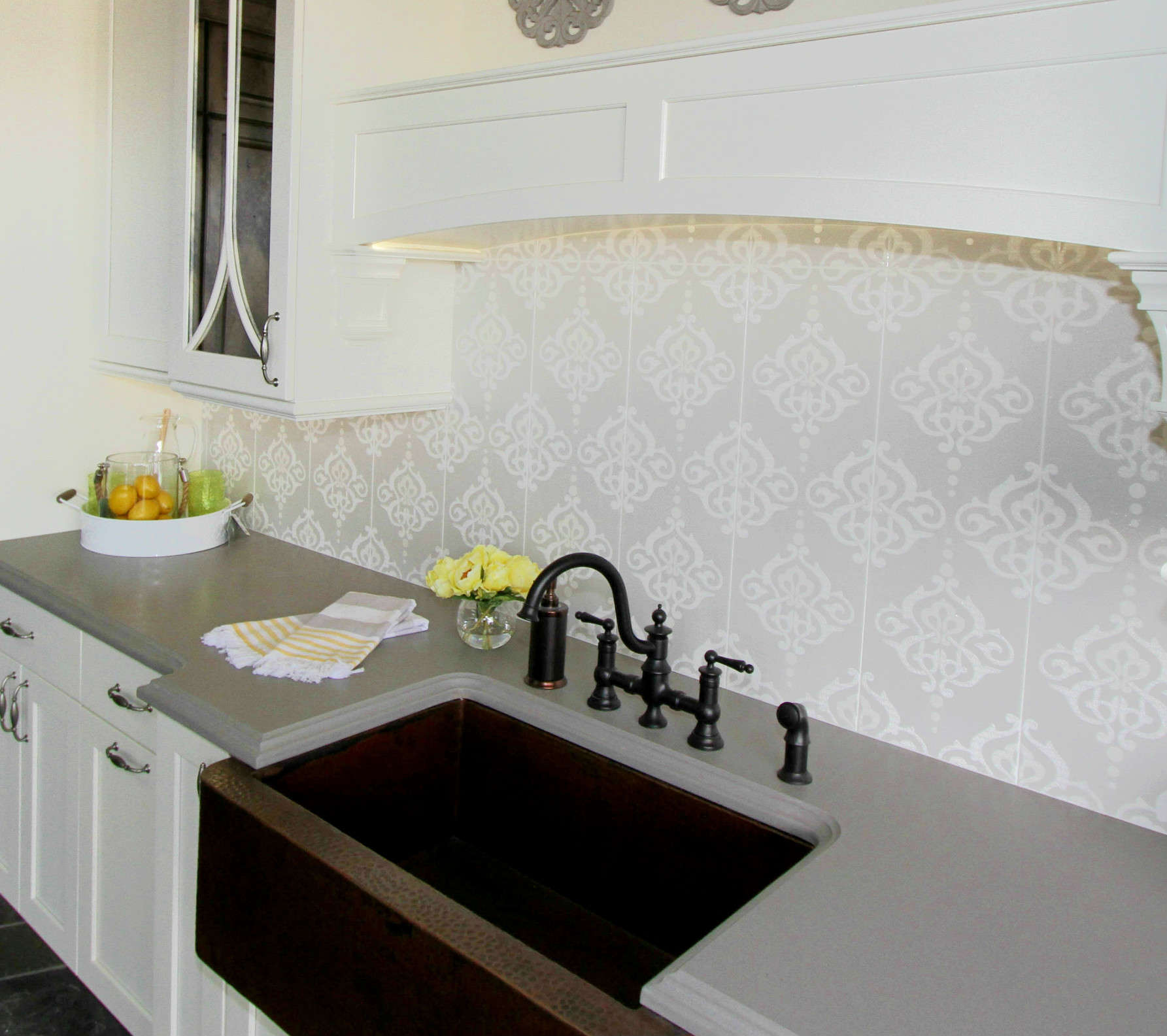 The New Age of Tile - Texture! - KBF Design Gallery