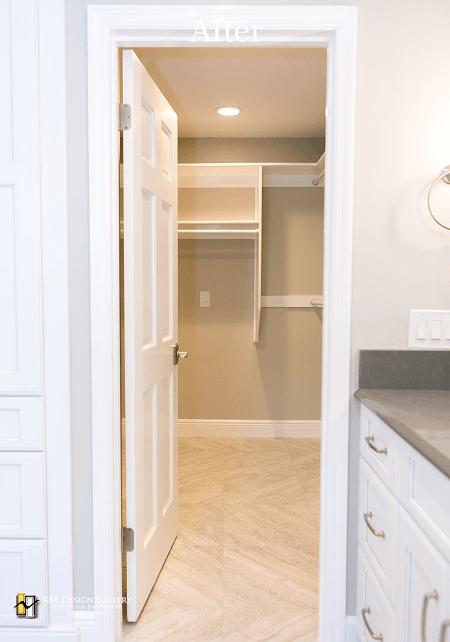 Master bath remodel in winter springs kbf design gallery for Whole bathroom remodel