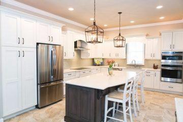 Kitchen Remodel by KBF