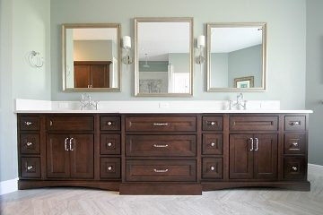 Kitchen bathroom remodeling services in orlando kbf for Bath remodel orlando