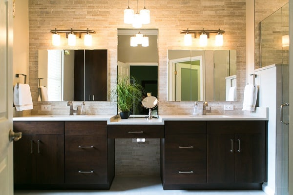 Custom orlando bathroom remodeling company kbf design gallery for Bathroom remodeling orlando fl