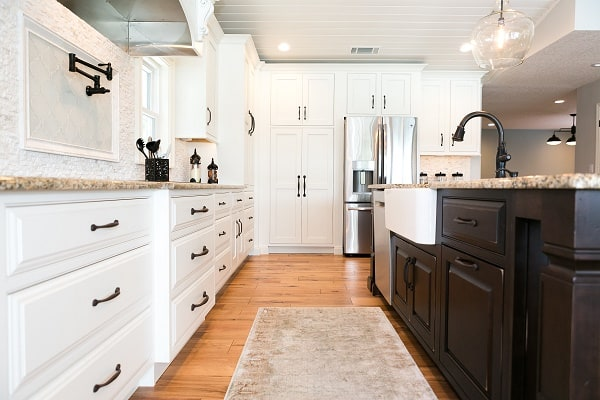 Inset Cabinetry Kitchen