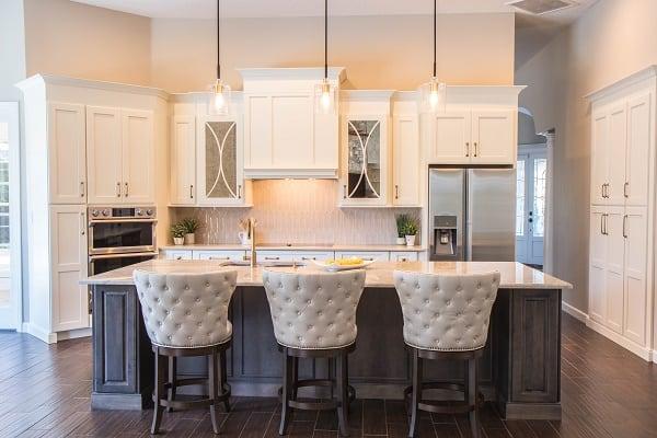 Great Room Kitchen Remodel Kbf Design Gallery