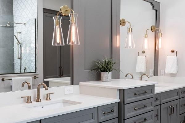 Windermere Bathroom Remodel - KBF Design Gallery