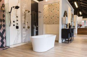 KBF Showroom Bahtroom Display