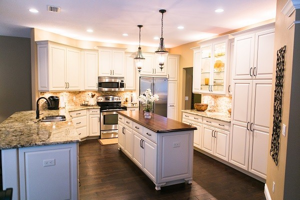 Kitchen remodeling design services in orlando kbf for Kitchen remodel orlando