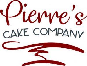 Pierre's Cake Company Logo