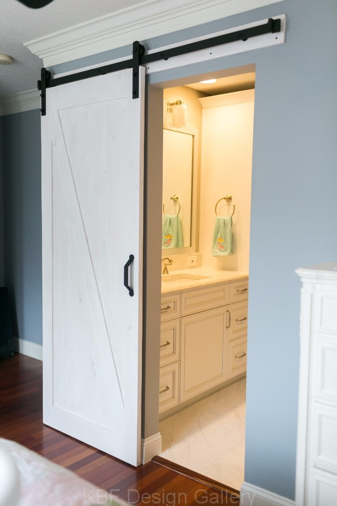 Kids Barn Door Bathroom Kbf Design Gallery
