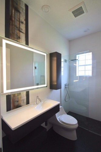 Contemporary Bathroom Remodel 3
