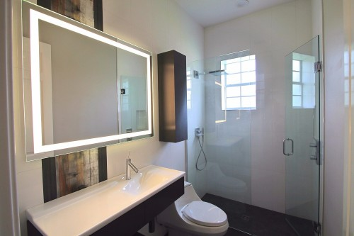 Contemporary Bathroom Remodel 4