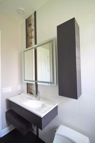 Contemporary Bathroom Remodel 6