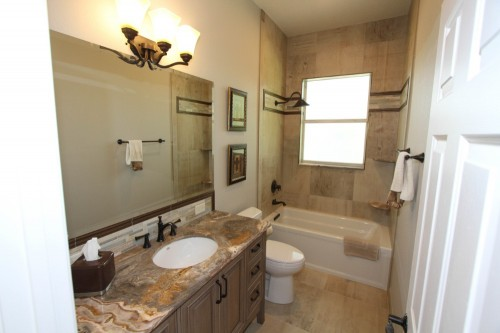 before 3 img 5484 - Guest Bathroom Remodel Designs