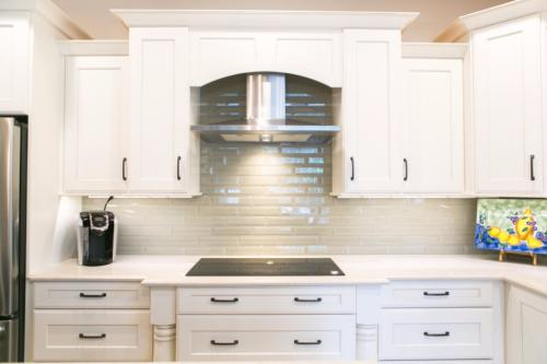 Kitchen Remodel Range