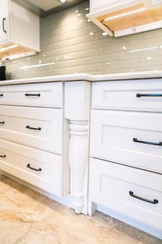 Kitchen Remodel Storage